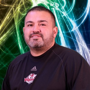 Making the first pick for the Tiger Spotlight for the 2018-2019 school year is Coach Arnold Martinez. Thumbnail Image