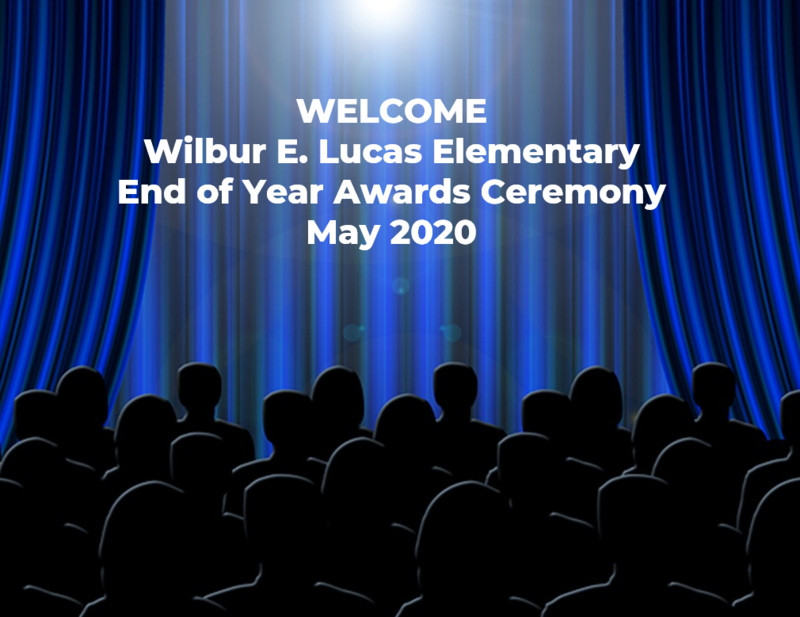 Lucas Elementary Awards Assembly Thumbnail Image