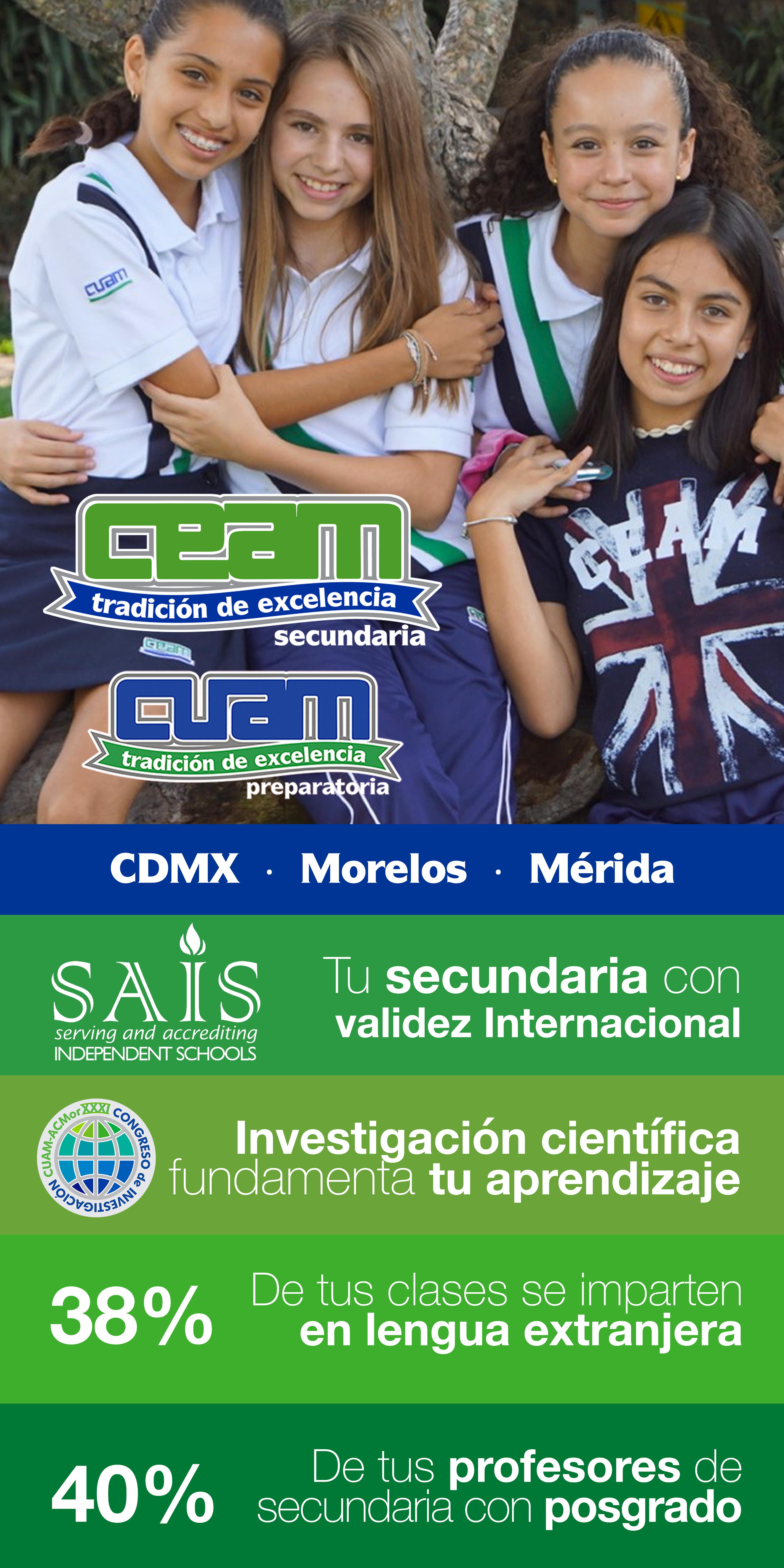 Secundaria Global CEAM
