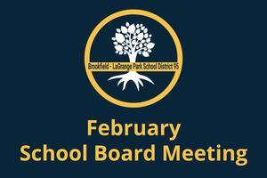 February School Board Meeting