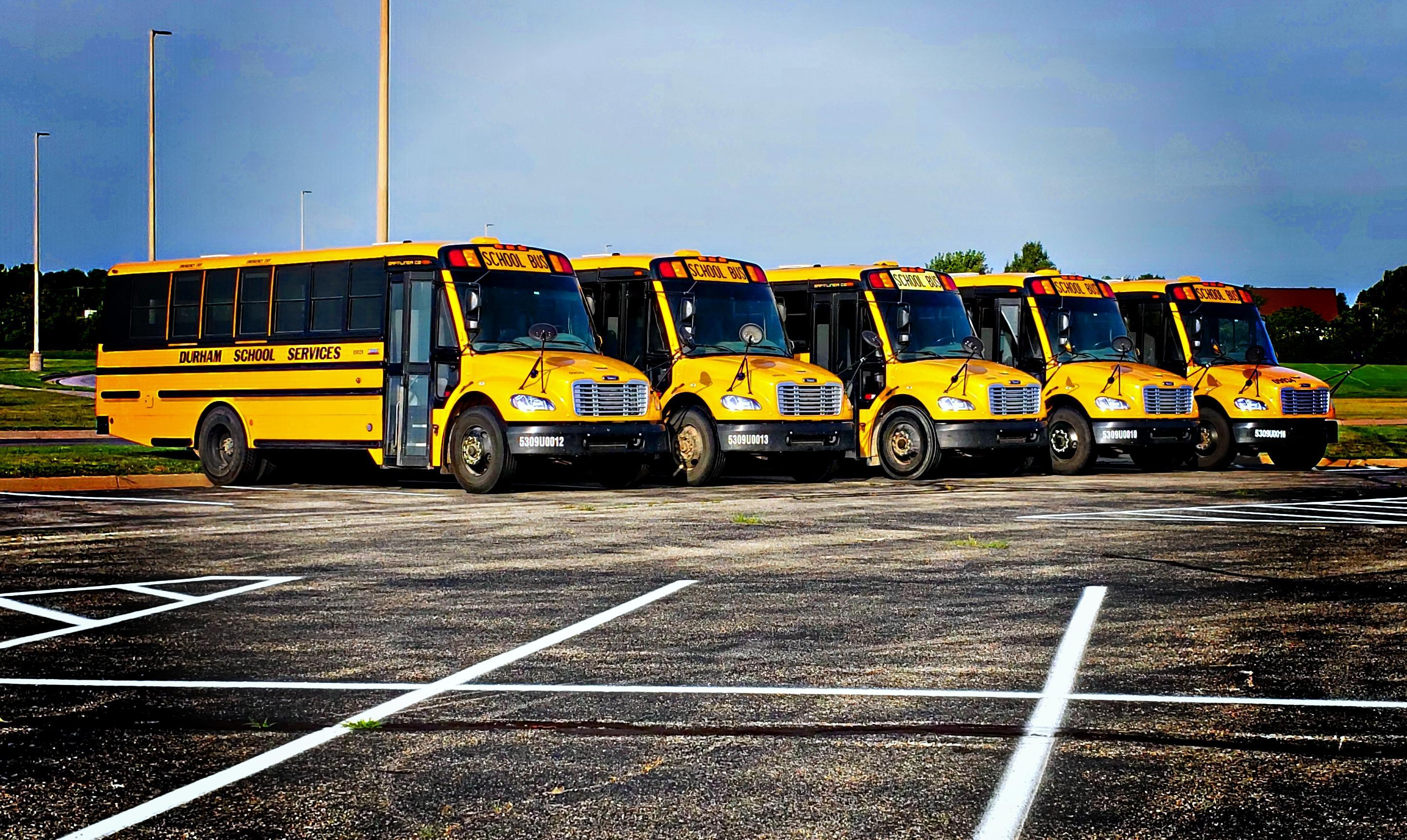 USD 353 Buses