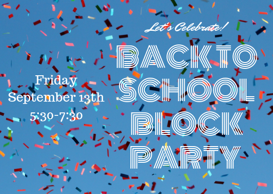 Back to School Block Party Thumbnail Image