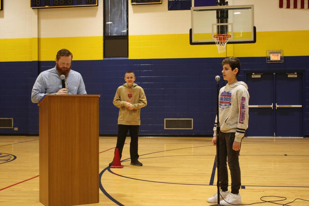 Spelling Bee 2019 - 2020