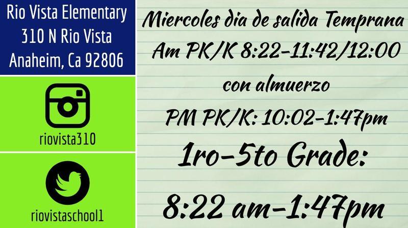 Rio Vista Elementary School