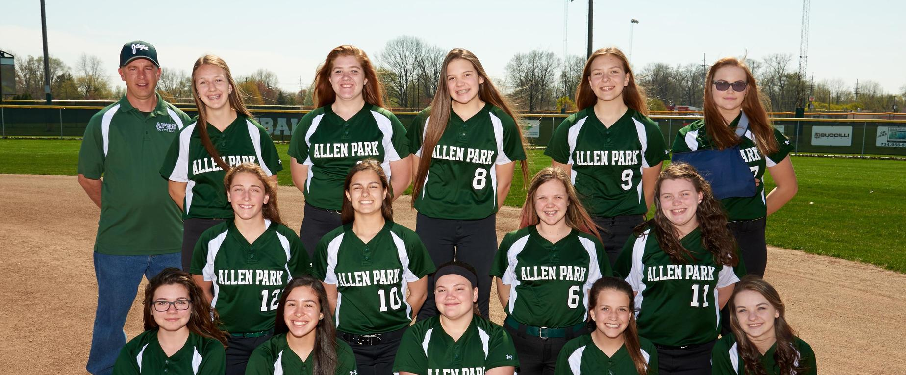 HS JV Softball