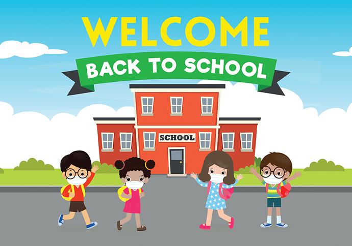 First Day of School - Monday, August 16 - Back to 5 Full Days!! Featured Photo