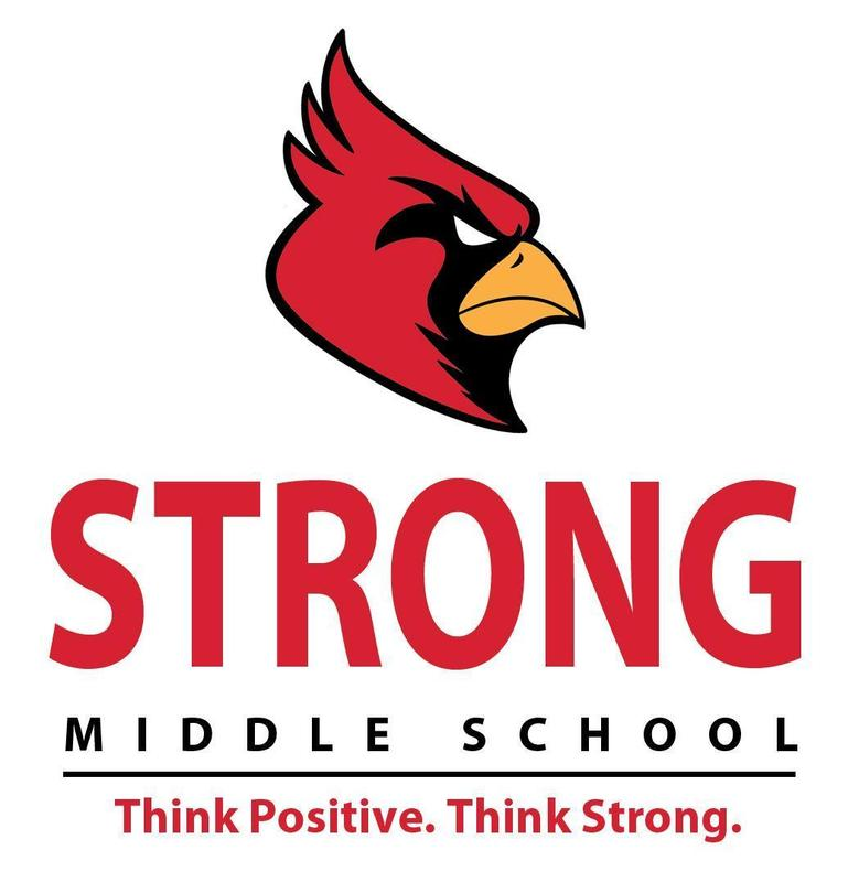 Strong Middle School Logo