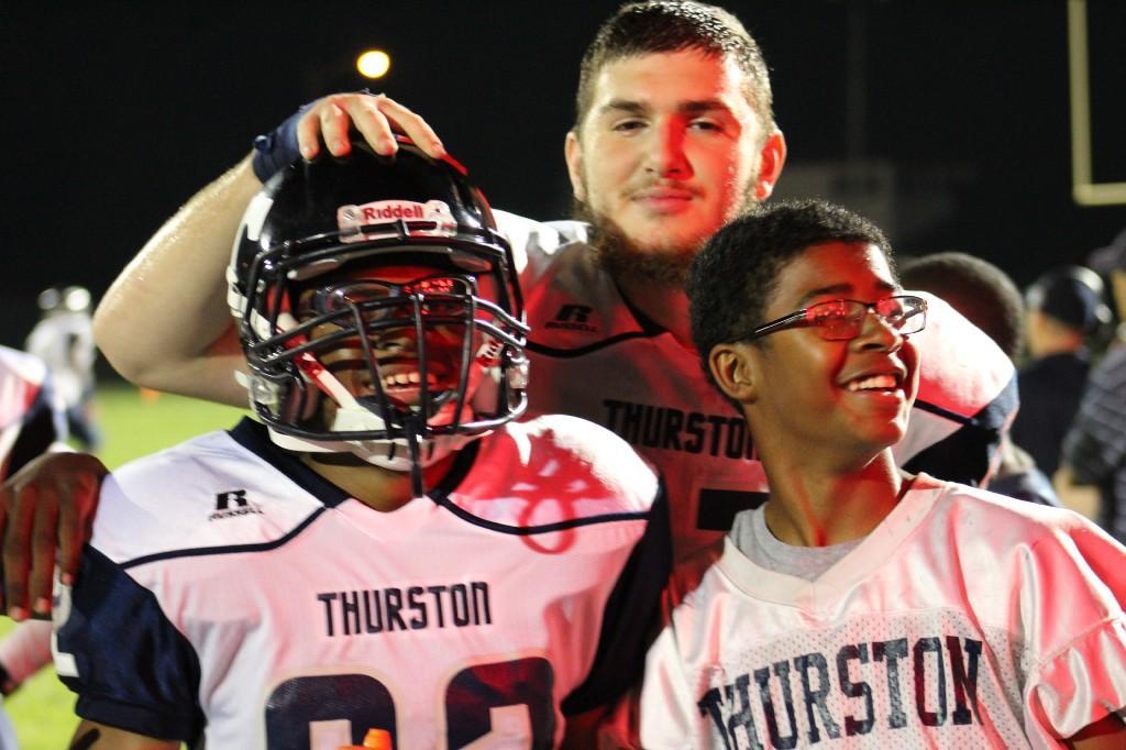 Thurston Football 2017-18