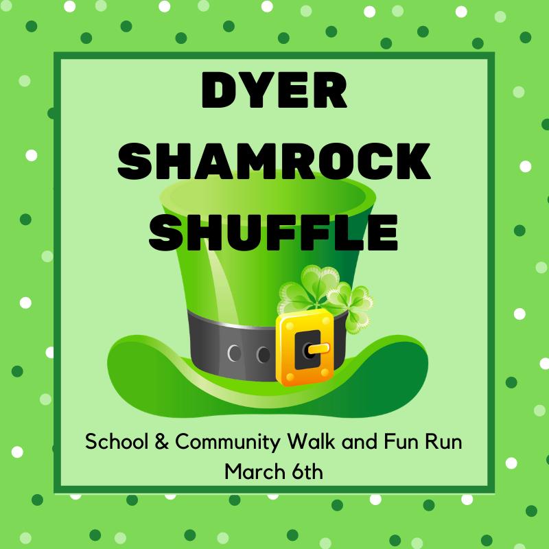 Shamrock Shuffle 2020 Featured Photo