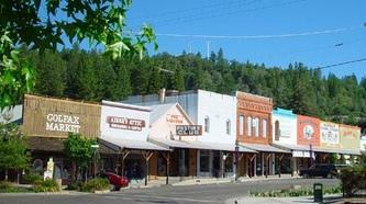 Picture of downtown Colfax