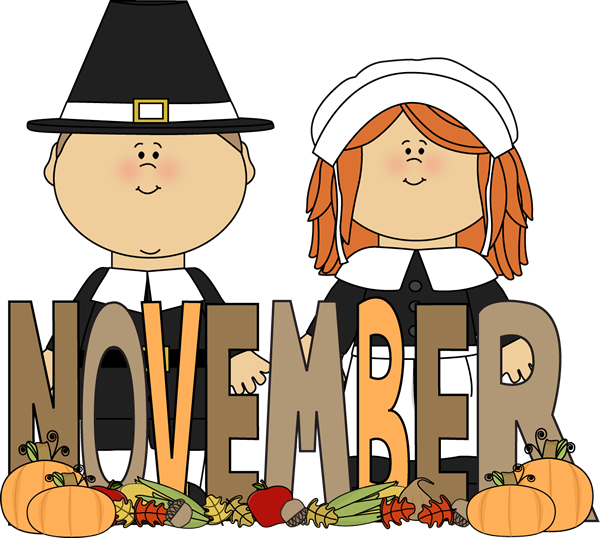 Thanksgiving Holiday -  November 25th - 29th. Featured Photo