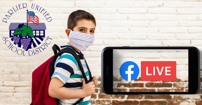 Facebook LIVE Event Featured Photo