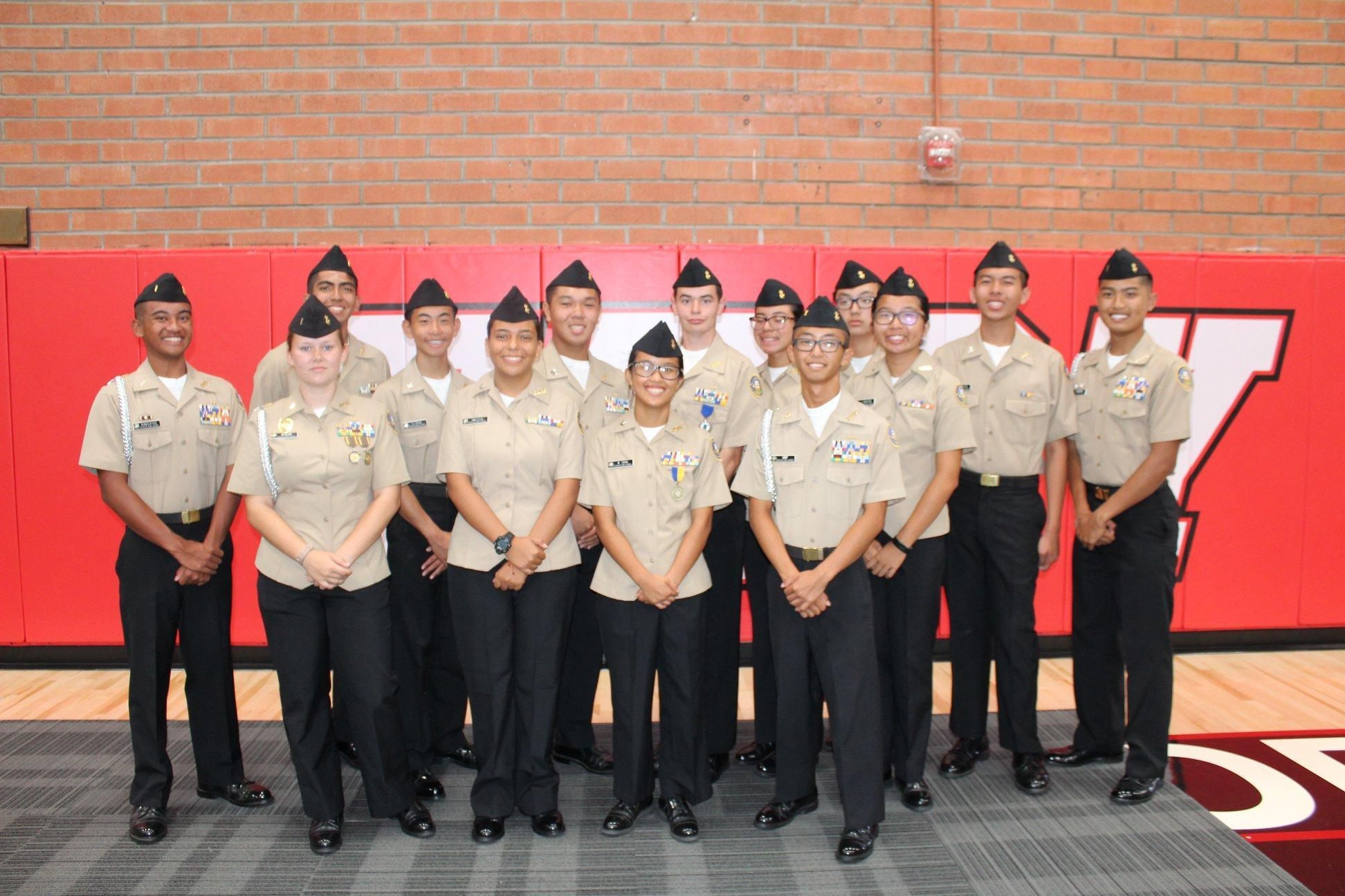 Welcome To The Pacifica High School Njrotc Njrotc Pacifica High