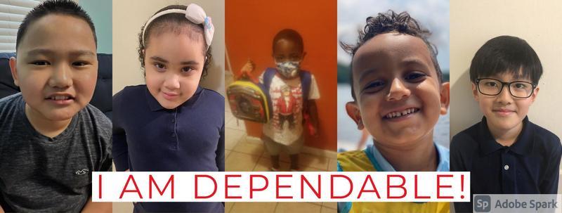 I am Dependable!