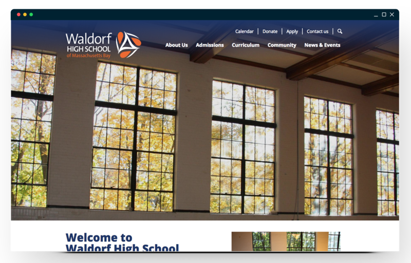 School Website Design of the Week: 12/13/18 Featured Photo