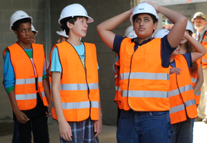 industryindustry tours: construction tours: construction