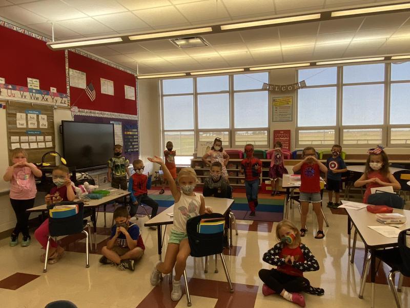 Mrs Quigley's Classroom