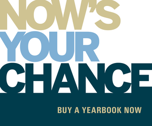 Now's Your Chance to Buy a Yearbook!