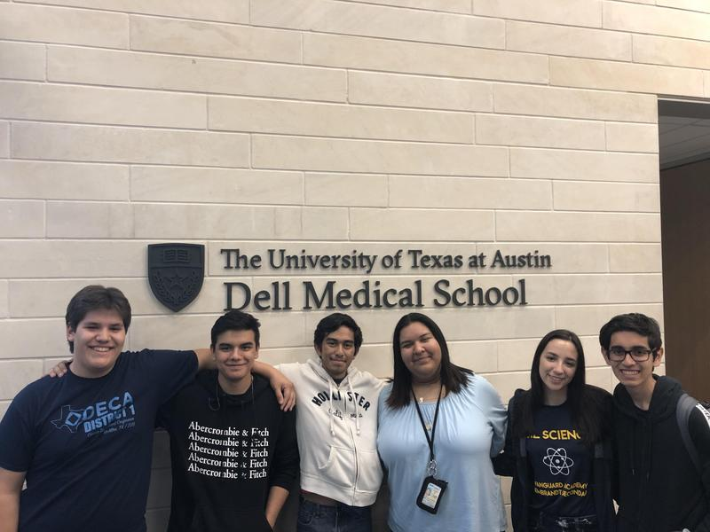 UIL Science Team tours the new University of Texas at Austin - Dell Medical School. Featured Photo