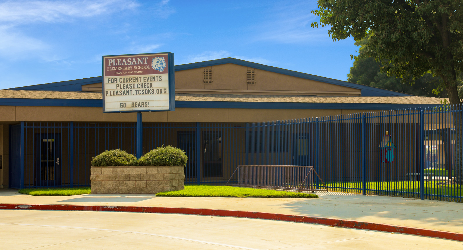 Pleasant Elementary School Office Building