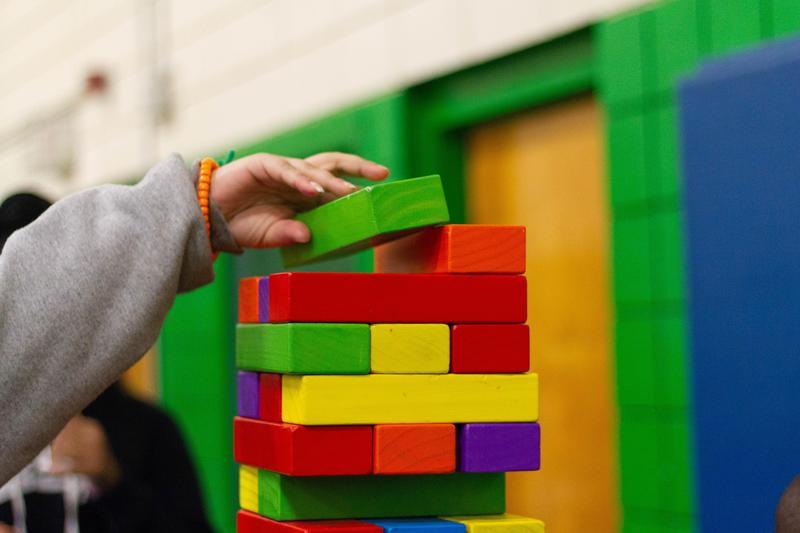 kindergarten blocks