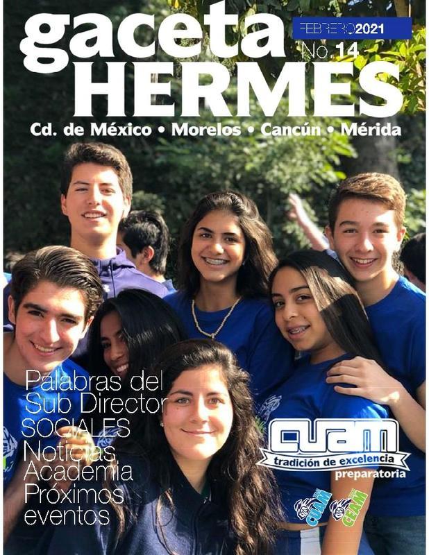CUAM Hermes febrero 2021