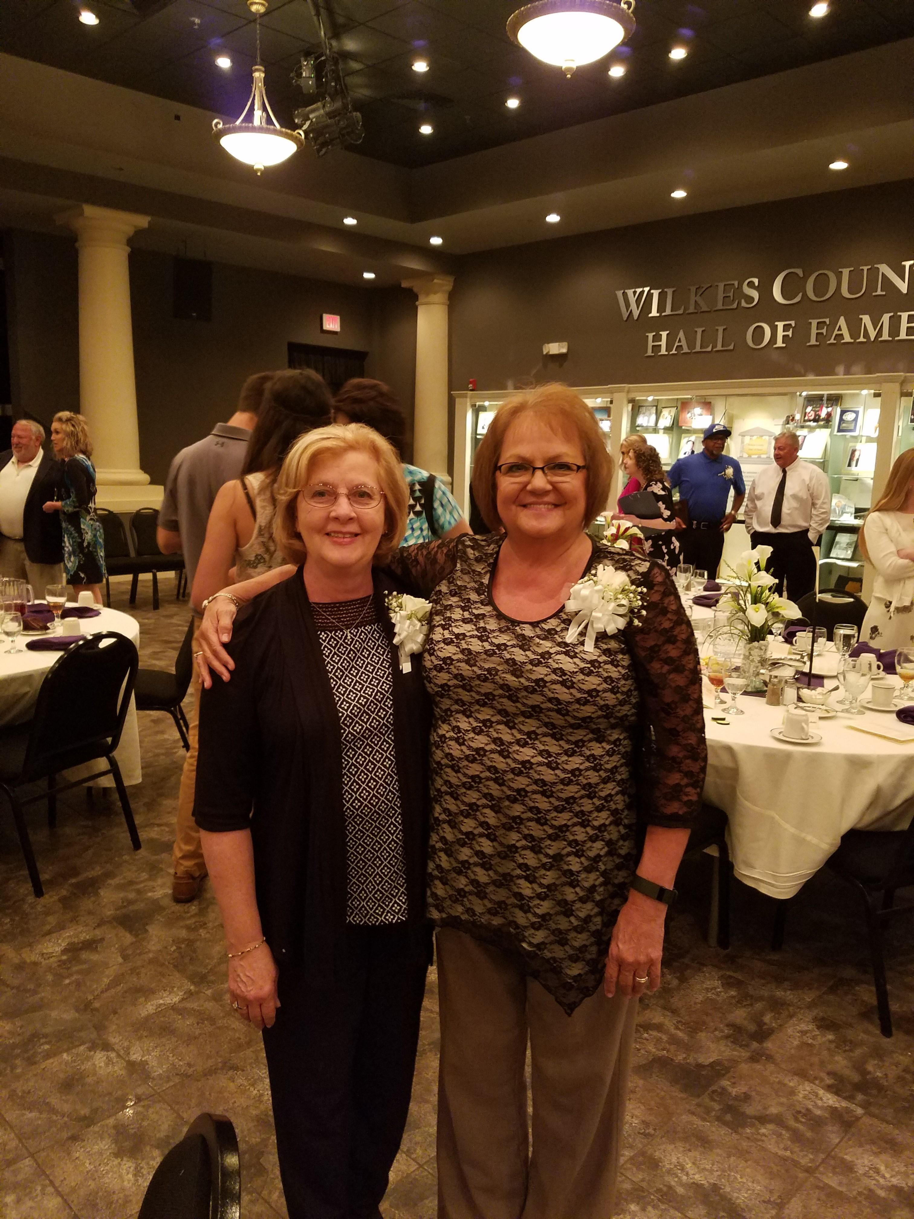 Wanda and Sheila