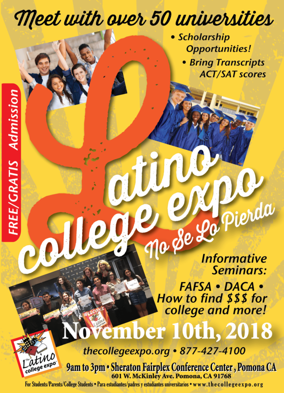 Latino College Expo