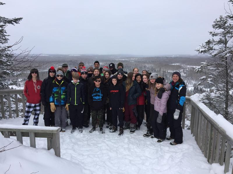 8th Grade Makes Memories at Wolf Ridge Featured Photo