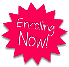 Now Enrolling for the 2021-2022 School Year! Featured Photo