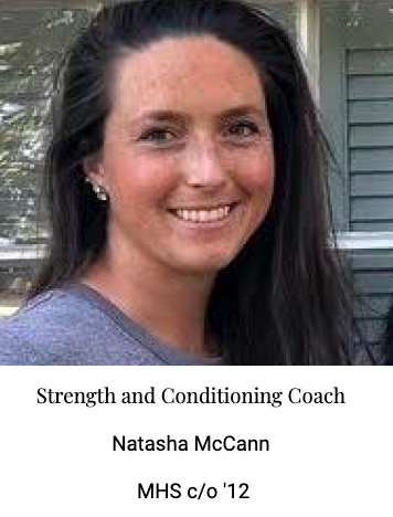 Strength/Conditioning Coach