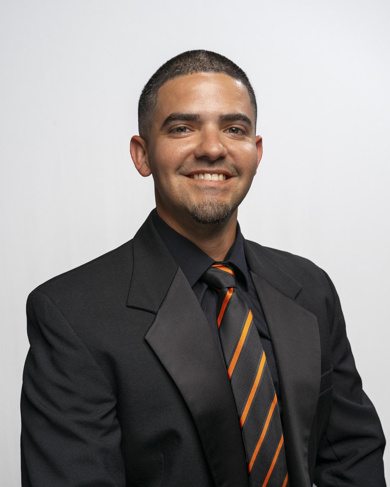 Josue Solalinde, Assistant Band Director MVHS