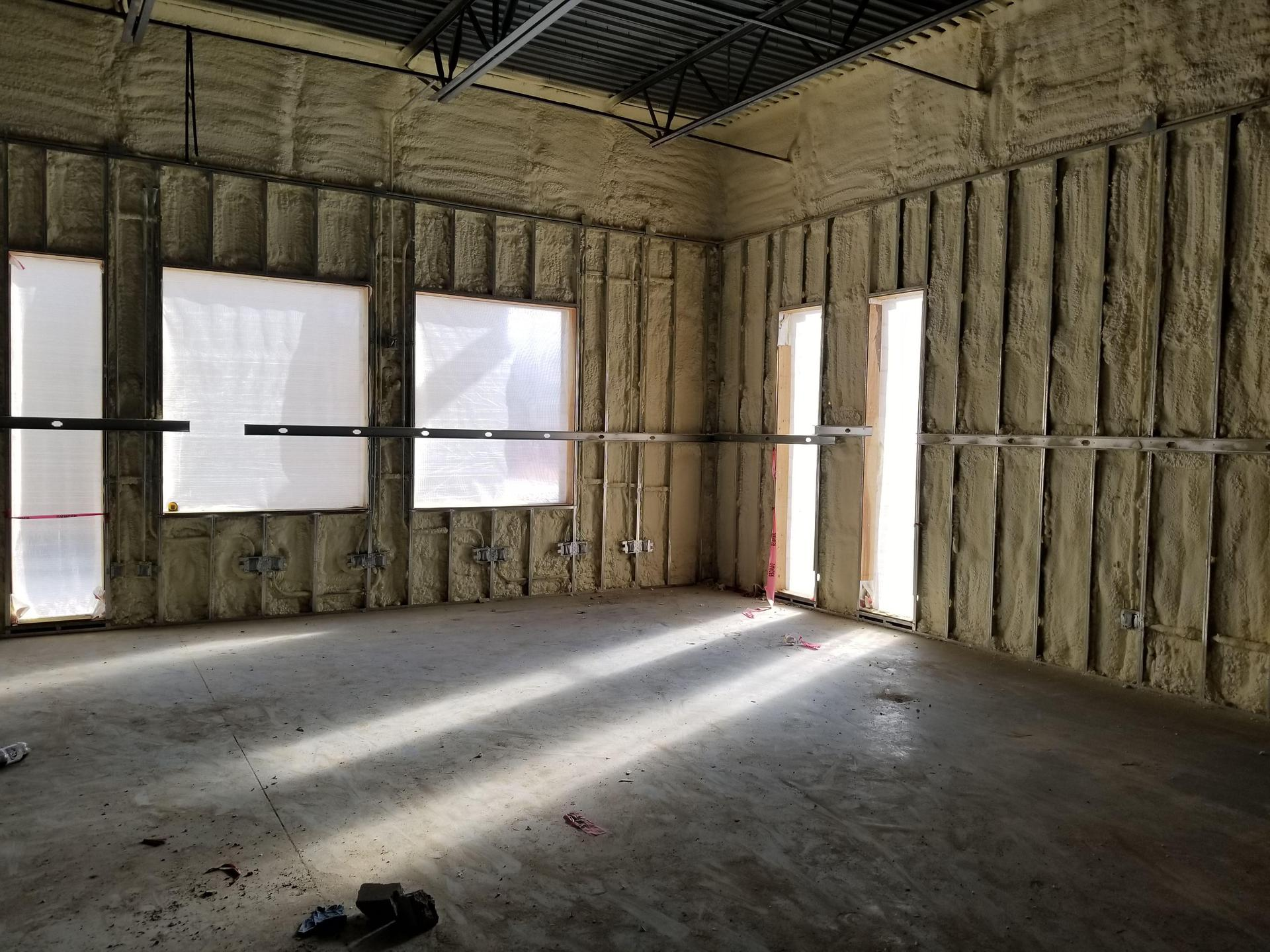 Building Framing and Insulation