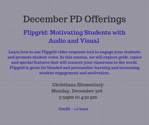 December PD