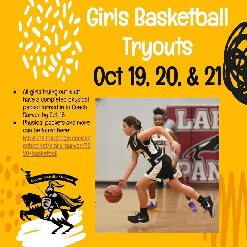 EMS Girls Basketball