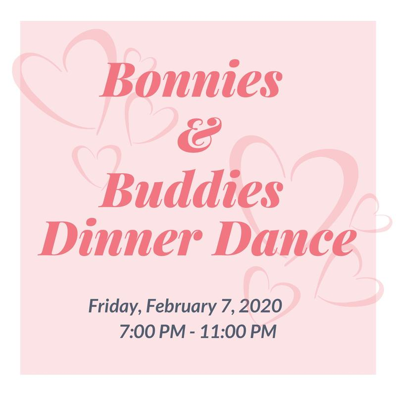 BONNIES AND BUDDIES DINNER DANCE Thumbnail Image