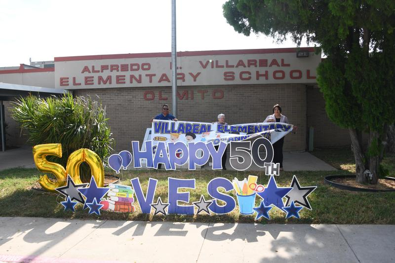 VES 50th anni picture
