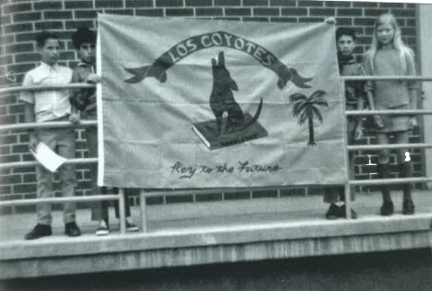 LC First Flag
