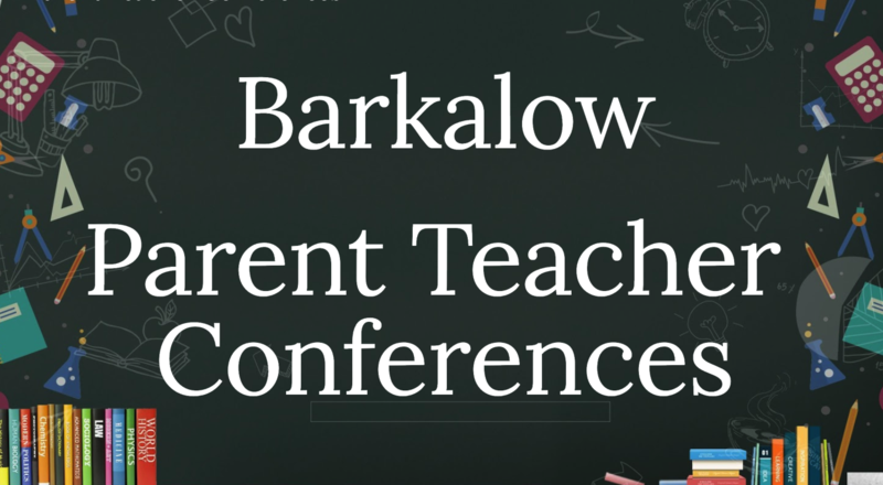 Parent/Teacher Conference Links Thumbnail Image