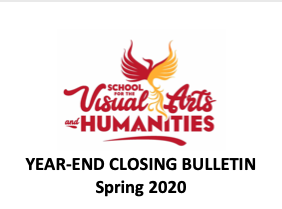Closing Bulletin Spring 2020 Featured Photo