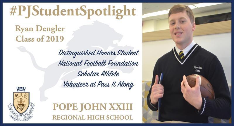 Ryan Dengler Student Spotlight