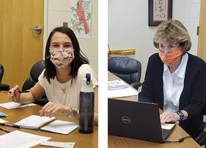 Erican and Ann offer outstanding support to our faculty.