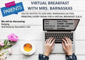 Breakfast with Barnaskas