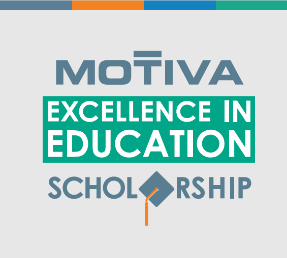 Motiva Excellence in Education Scholarship Featured Photo
