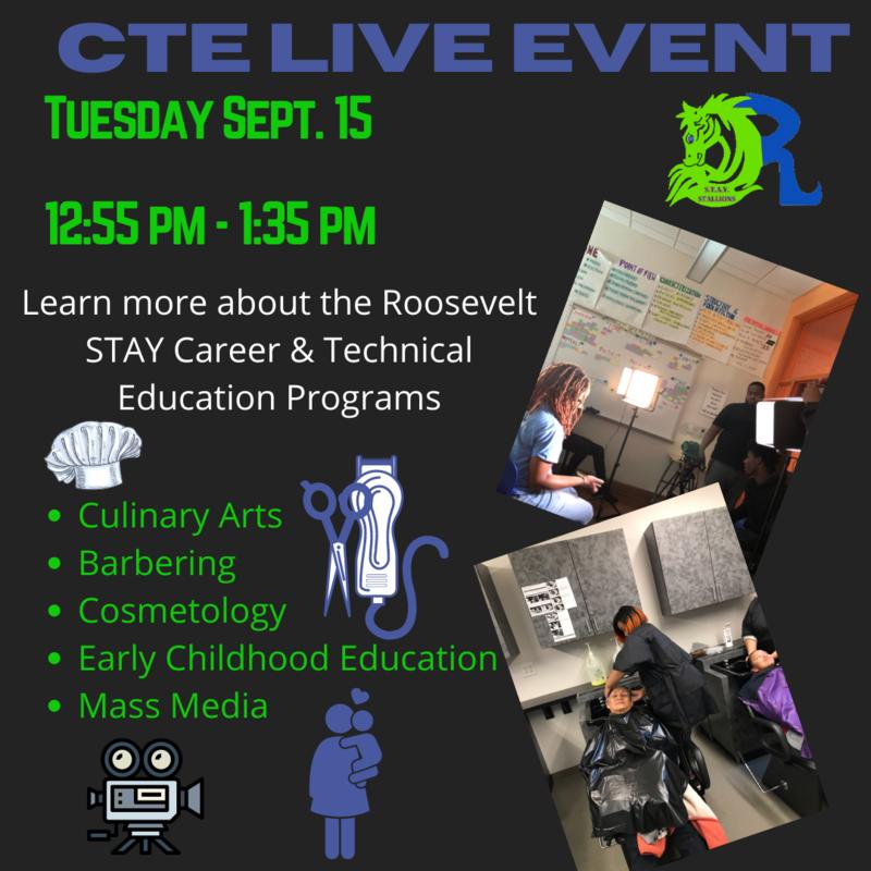 CTE Live Event Update!! Featured Photo