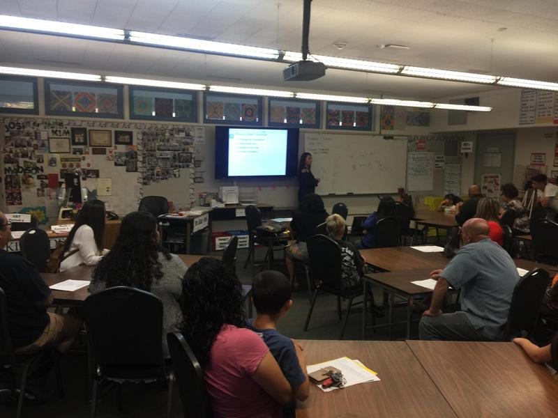 Southeast Academy Back to School Night Featured Photo