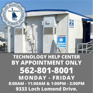 NEW HOURS FOR TECHNOLOGY HELP