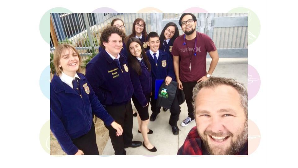 West Valley High School  Future Farmers of America (FFA) Leadership Conference