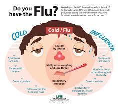 Flu season is hitting, but we are in good shape! Featured Photo
