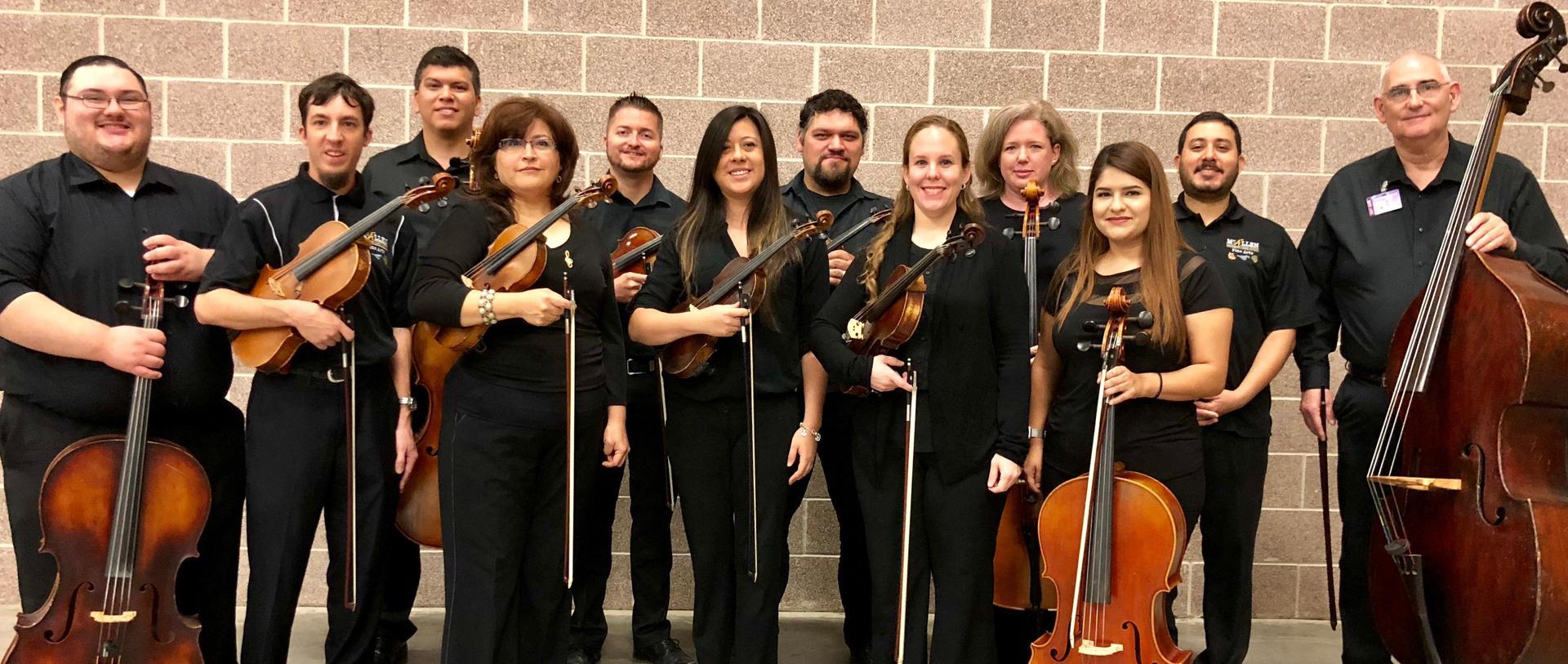 2018-2019 MISD Orchestra Directors